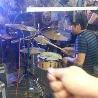 Photo taken at Cubao Expo by Leigh T. on 2/8/2013