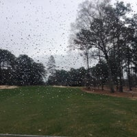 Photo taken at Mid Pines Golf Club by Lynlee L. on 3/25/2014