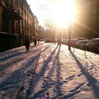 Photo taken at Мастерская улица by Lizaveta on 1/22/2014