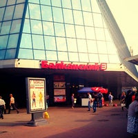 Photo taken at Balkansky Mall by Lizaveta on 7/11/2013