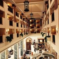Photo taken at JW Marriott Phoenix Desert Ridge Resort & Spa by Michal W. on 10/28/2014