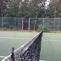 Photo taken at Harthaven Tennis Camp by Michal W. on 8/31/2013