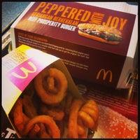 Photo taken at McDonald's / McCafé by David A. on 1/11/2013