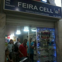 Photo taken at FeiraCell Celulares Galeria Praça 7 by Rodrigo S. on 12/5/2013