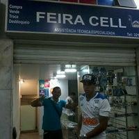 Photo taken at FeiraCell Celulares Galeria Praça 7 by Rodrigo S. on 1/27/2014