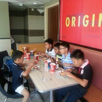 Photo taken at KFC by Tiburtius M. on 10/26/2013