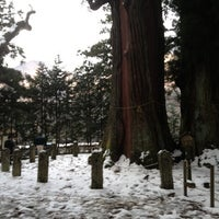 Photo taken at 塩原八幡宮 by タケル on 12/15/2012