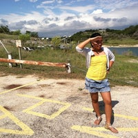 Photo taken at Stillhouse Hollow Dam by Czyrene A. on 10/5/2013