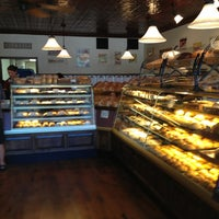 Photo taken at Johnston's Bakery by Thomas B. on 7/12/2013