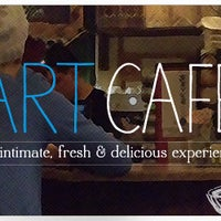 Photo taken at Art Cafe of Nyack by Art Cafe of Nyack on 7/5/2013