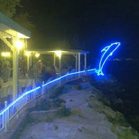 Photo taken at Marina Restaurant Cafe & Bar by Emel E. on 7/5/2013