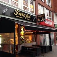 Photo prise au Falafel, Schawarma & Halloumi par Andy J. B. le12/14/2014