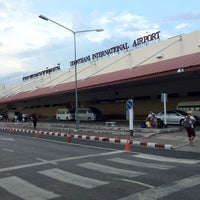 Photo taken at Udon Thani International Airport (UTH) by Aunchana S. on 11/15/2012