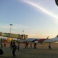 Photo taken at Sultan Abdul Halim Airport (AOR) by Khairi on 1/13/2013