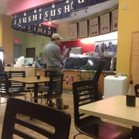 Photo taken at Edohana Sushi by Sophie B. on 11/7/2013