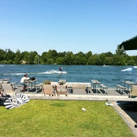 Photo taken at Wasserski-Anlage by Lea W. on 7/7/2013