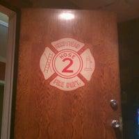 Photo taken at Southside Hose Co. 2 Hempstead Fire Department by Edward W. on 9/18/2012