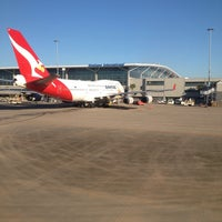 Photo taken at Gate 79 by Rick S. on 8/6/2013