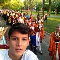 Photo taken at Türkay Cafe by Sedat T. on 8/7/2014