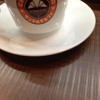 Photo taken at St. Marc Café by Shota K. on 6/7/2014