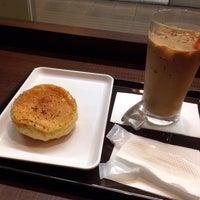 Photo taken at St. Marc Café by Shota K. on 11/22/2014