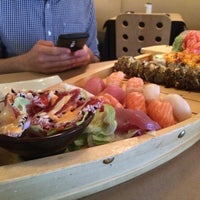 Photo taken at Wild Sushi & Ramen by Nixon V. on 8/21/2014