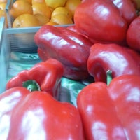Photo taken at Fruites i Verdures Carme by dbreiss b. on 11/23/2013