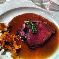 Photo taken at Restaurante Cal Mingo by dbreiss b. on 4/25/2013