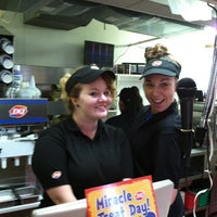 Photo taken at Dairy Queen by Alicia T. on 8/8/2013