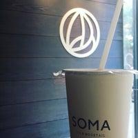 Das Foto wurde bei SOMA Tea & Mocktail von muse m. am 5/22/2017 aufgenommen