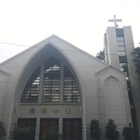 Photo taken at 廈門街浸信會 Amoy Street Baptist Church by muse m. on 7/10/2017
