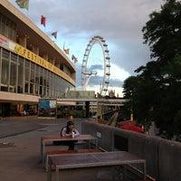 7/29/2013 tarihinde Konstantinos D.ziyaretçi tarafından Royal Festival Hall'de çekilen fotoğraf