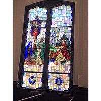 Photo taken at First United Methodist Church by Aimee E. on 5/4/2014