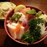 Photo taken at Sen Dai Sushi by Becky L. on 8/9/2013