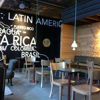 Photo taken at Starbucks by Christi C. on 7/18/2013