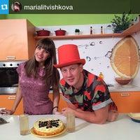 Photo taken at Телерадиокомпания «Скат» by Гоша Н. on 10/28/2014
