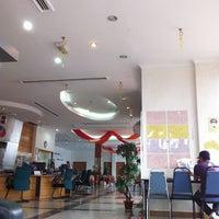 Photo taken at Perodua Service Center Rawang by Liyana Y. on 12/24/2012