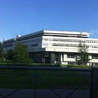 Photo taken at Санкт-Петербургский государственный морской технический университет (СПбГМТУ) by Alexej I. on 6/2/2013