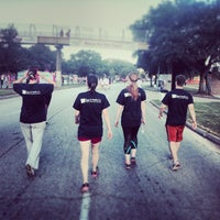 Photo taken at Susan G. Komen Race For The Cure by Danny G. on 10/5/2013