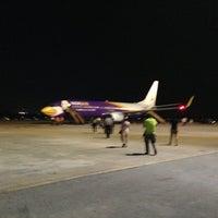 Photo taken at Udon Thani International Airport (UTH) by Piyasak U. on 1/23/2013