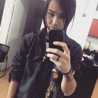 Photo taken at Kaze Hair Studio Mooca by Teru W. on 1/22/2015