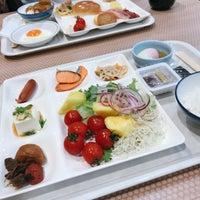 Photo taken at ホテル三楽荘 by Liz W. on 9/29/2017