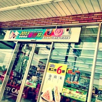 Photo taken at 7-11安豐門市 by Liz W. on 8/20/2013
