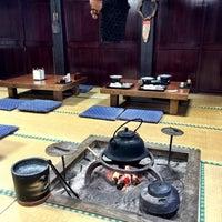 Photo taken at お食事の庵 基太の庄 by Liz W. on 12/12/2014
