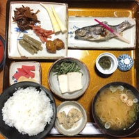 Photo taken at お食事の庵 基太の庄 by Liz W. on 9/6/2015