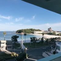 Photo taken at ホテル三楽荘 by Liz W. on 9/30/2017