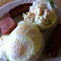 Photo taken at Peg's Glorified Ham n' Eggs by VBL on 2/10/2014