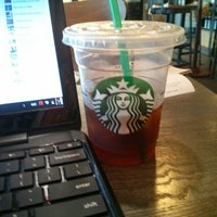 Photo taken at Starbucks by Briana D. on 10/7/2014