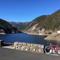 Photo taken at 名栗湖 by おにぎり君 on 12/30/2016
