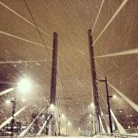 Das Foto wurde bei Crusellinsilta von Jori H. am 1/30/2013 aufgenommen